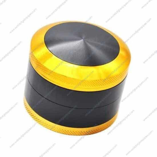 yellow grinder
