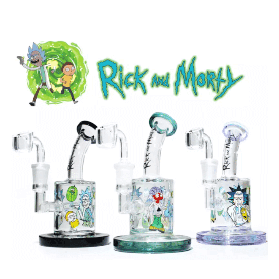 Rick&Morty_mini_dab_rig