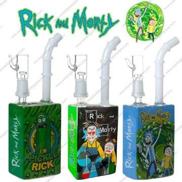 Rick and morty juice box dab rig