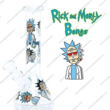 Rick and Morty Bong Collection 1 Option A