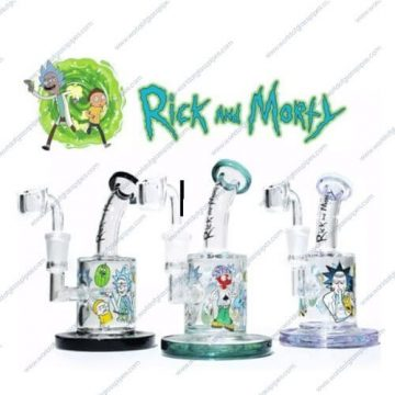 Rick and Morty dab rig