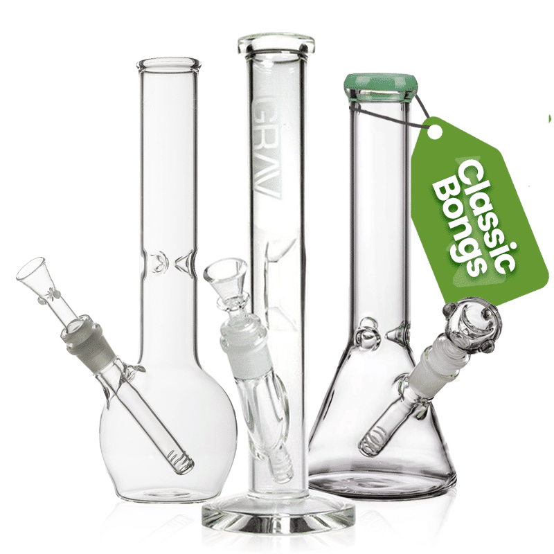 Not to adhere to a stoner stereotype, but we all know that one of the best things to do when you're high is watch cartoons. If you agree, then our exclusive range of cartoon bongs is the perfect thing for you.